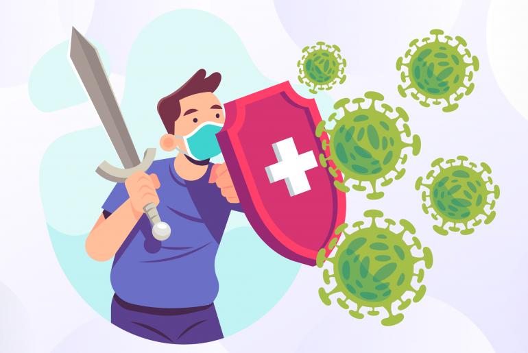 Good habits to prevent from corona virus